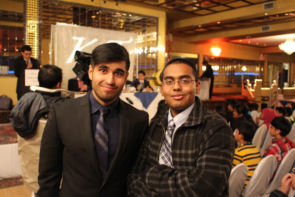 KT Parchester Director Fahim Rofique and Tabrez Alam.JPG
