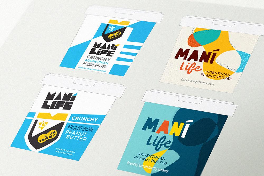 ManiLife Peanut Butter development