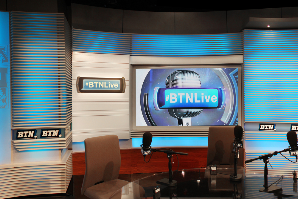 BIG TEN NETWORK STUDIO