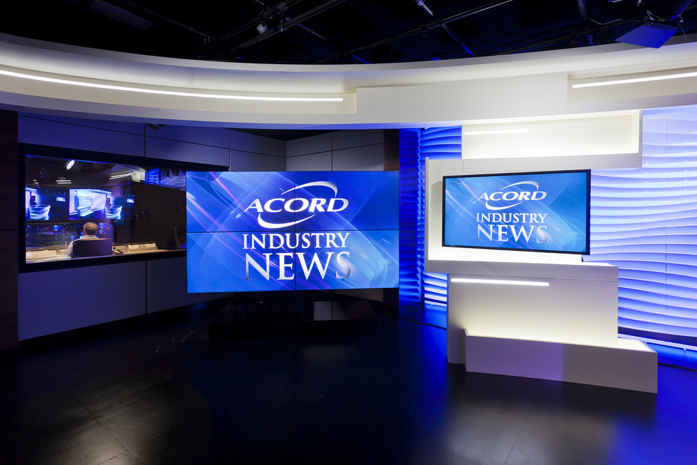 ACORD Broadcast Studio Design