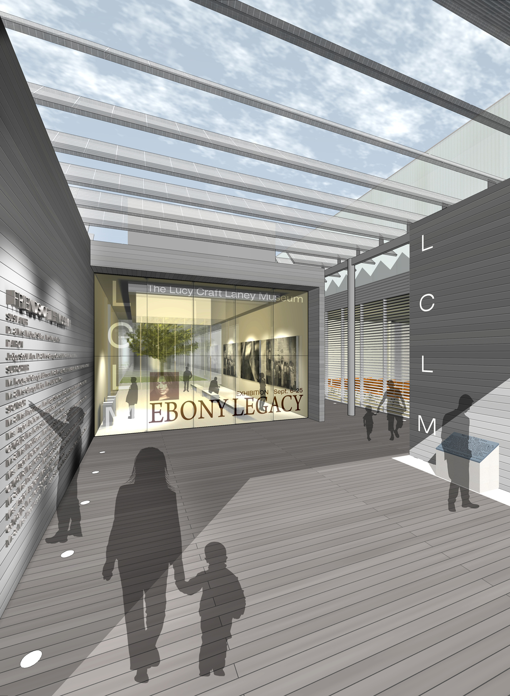 Lucy Laney Museum Concept Design and Planning
