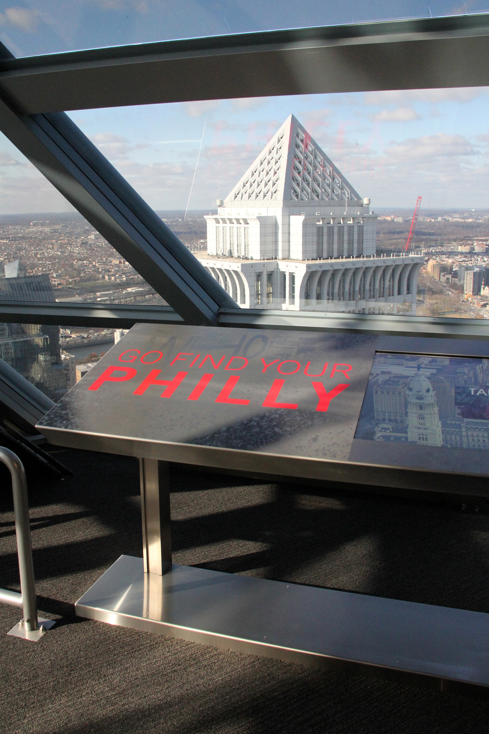 Philly From The Top Branded Visitor Experience Design