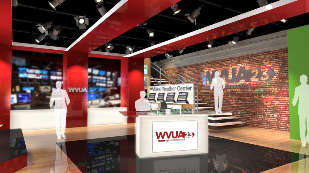 WVUA-23 STUDIO