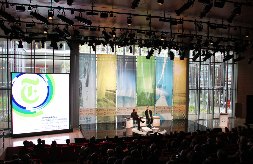 NYT ENERGY FOR TOMORROW CONFERENCE
