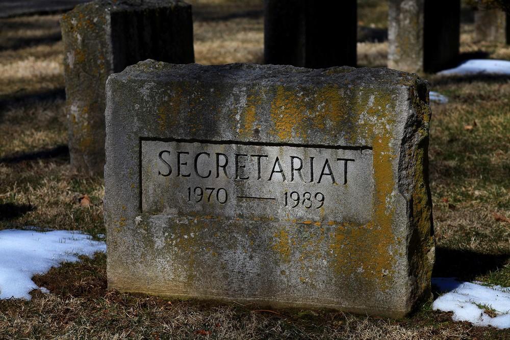 IMG_3979 - Secretariat's Grave @ Claiborne Farm.jpg