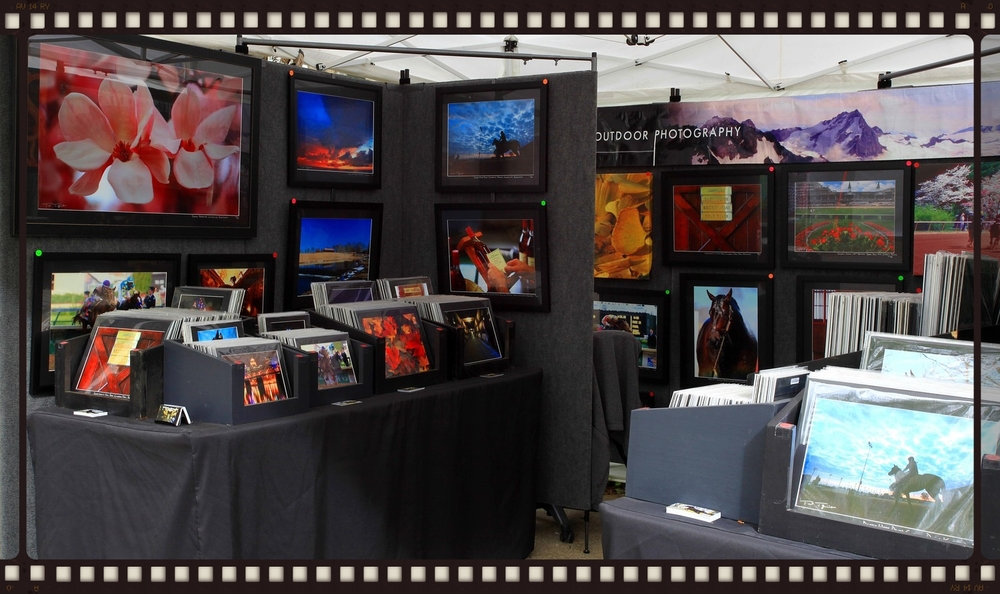 Outdoor Art Shows