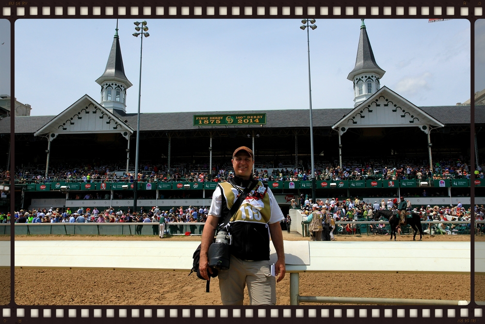 140th Kentucky Derby 2014, Churchill Downs, Louisville, Kentucky.