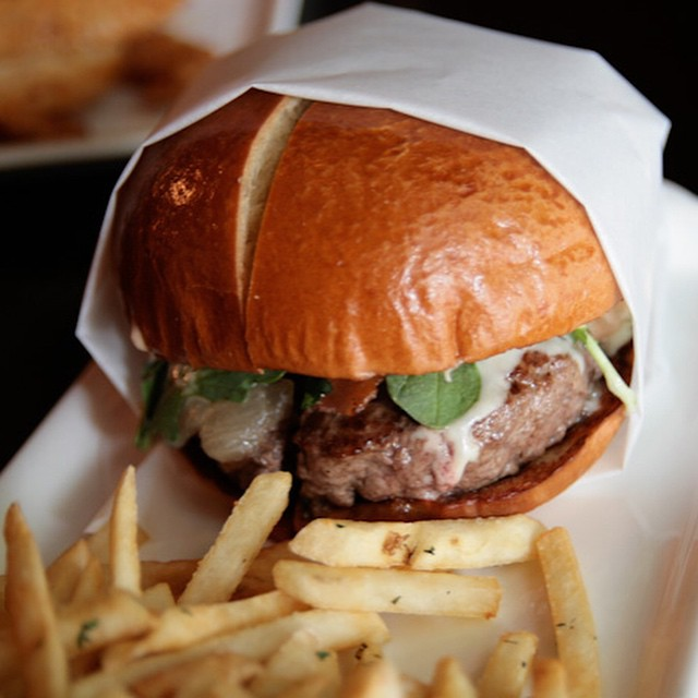 Warm up today with a #burger crafted just for your liking! #25degrees #chicago #food