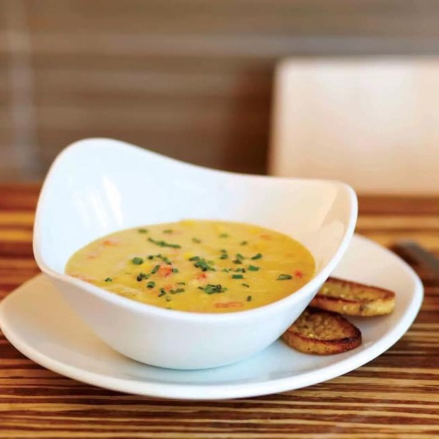 Chicago wind can be little chilly sometimes but Urban Delivery can hook you up with the soup of the day from @lyfekitchen & warm you all up. #food #Chicago #delivery