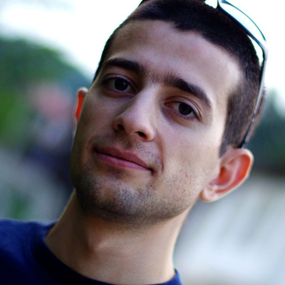 Dimitar Dimitrov /  Rails Girls Sofia    One of the first organizers of the programming workshops for women Rails Girls Sofia, Dimitar has been involved in numerous civic hacking initiatives throughout the years, alongside his career in software development.