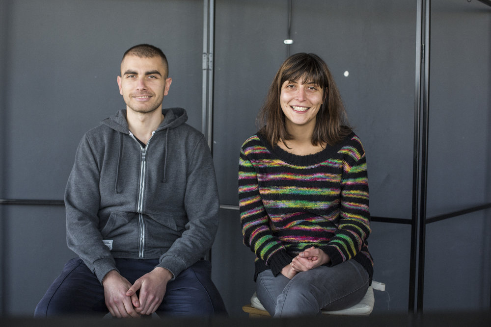 Ivan Shulev  &  Iliyana Kancheva    (Freedom of speech)    Fakery  A project that addresses the lack of awareness about fake news – what it is and how to avoid it. Fakery takes a human-centric approach, educating via a powerful analogy, humour and a large dose of surprise (thus for now we are keeping all details a secret).    Development grant from  Fine Acts .