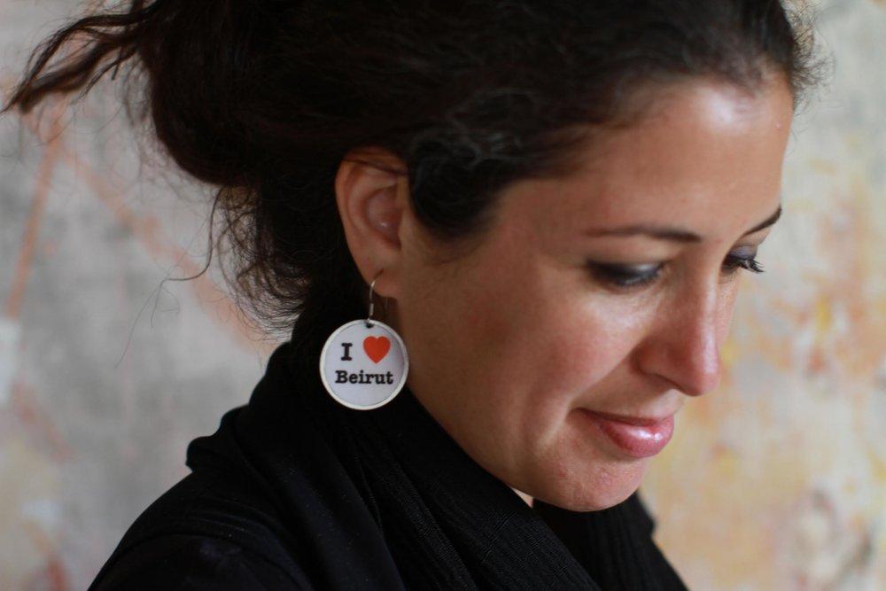 Zena el Khalil  Artist & Cultural Agitator