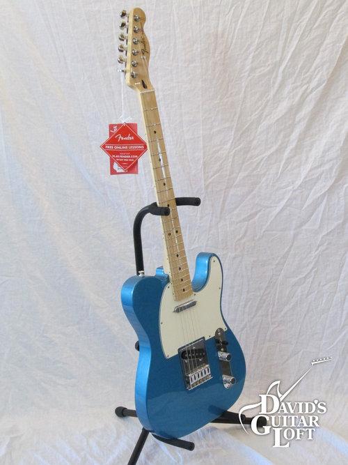 Fender standard telecaster lake placid blue mim davids guitar fender standard telecaster lake placid blue mim publicscrutiny Gallery