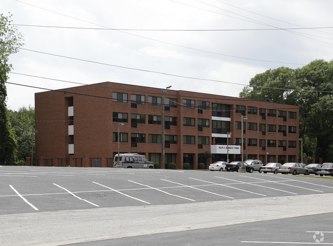 Renovation Planned For Historic Abernathy Towers Affordable Housing