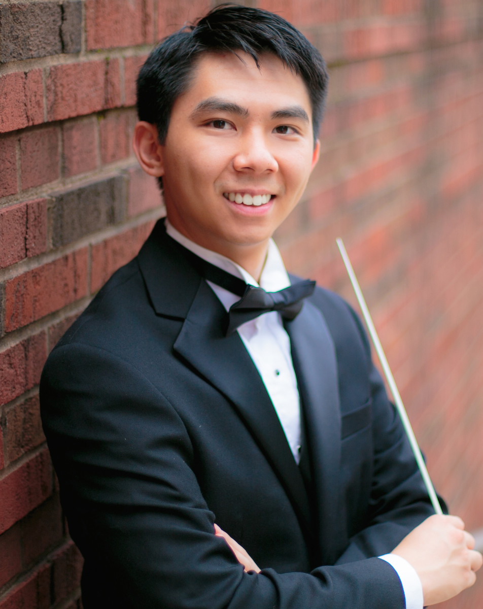 Jesse Leong Pianist / Conductor