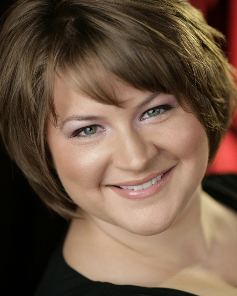 Jill Phillips  Mezzo Soprano