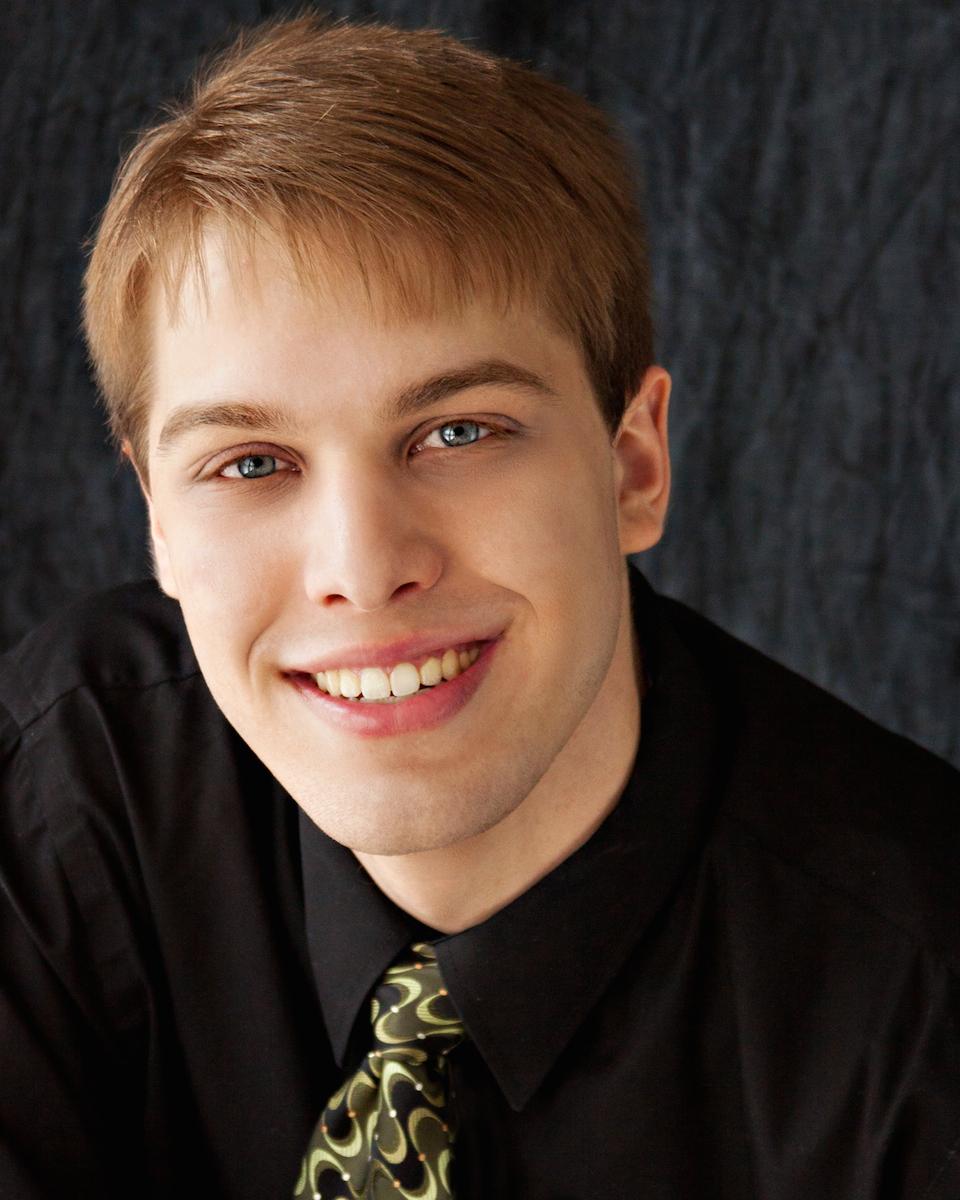 Aidan Smerud  Bass Baritone