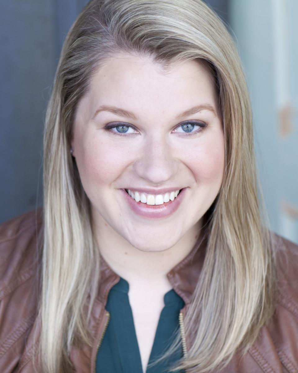 Emily Spencer  Mezzo Soprano