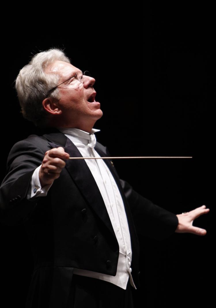 John Mauceri Conductor
