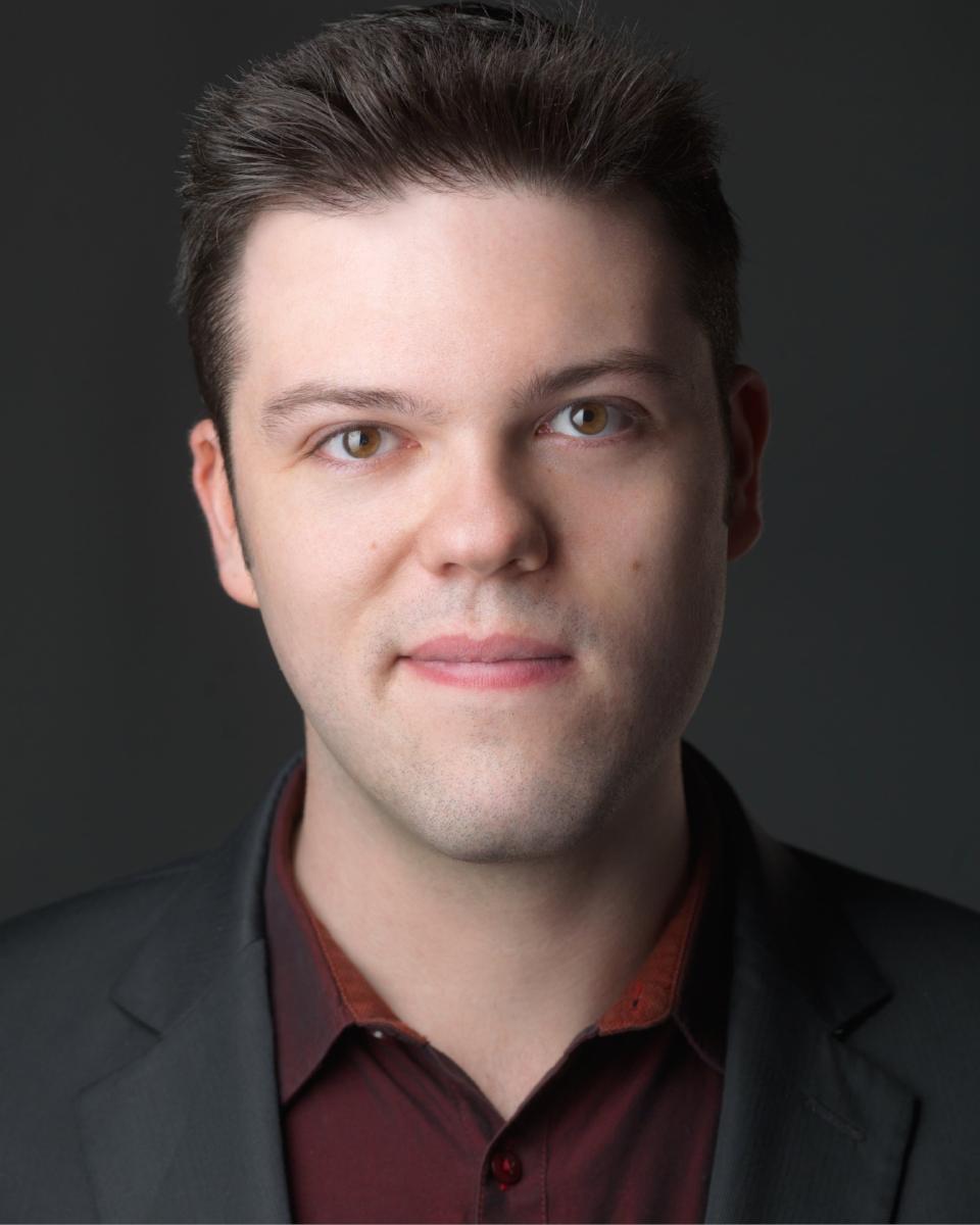 Eric McConnell Baritone