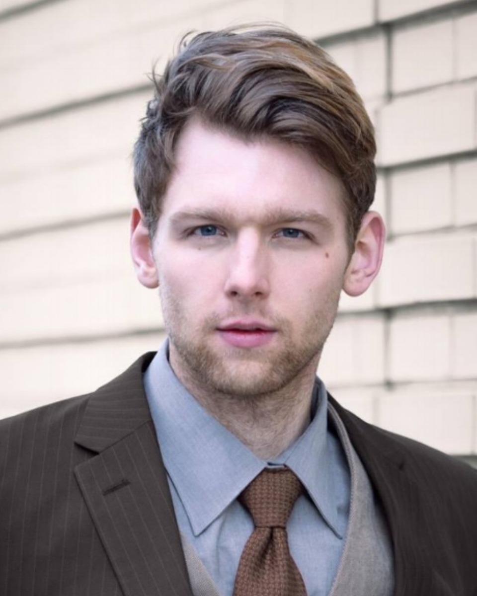Garrett Obrycki Baritone