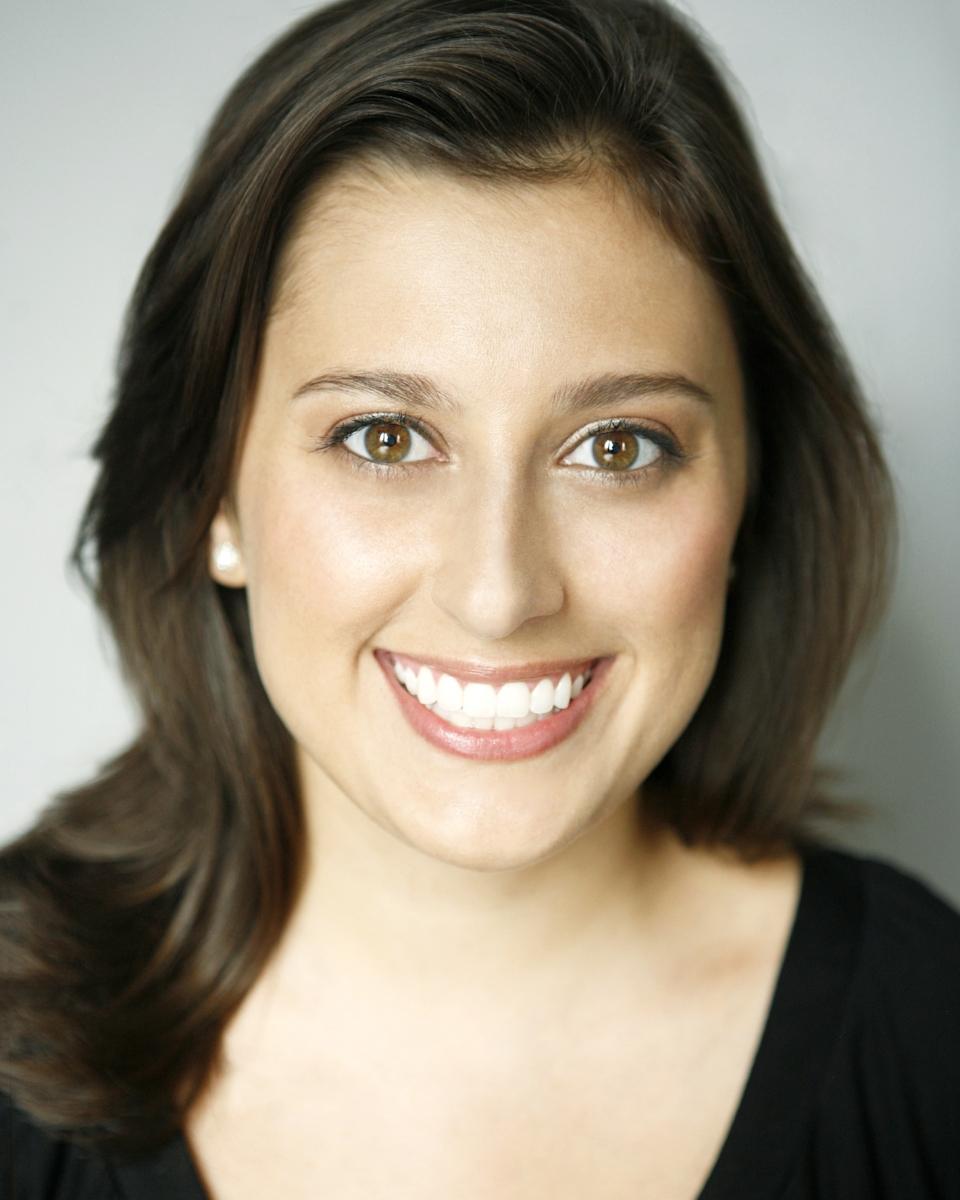Megan Pachecano Apprentice Artist Soprano San Antonio, TX