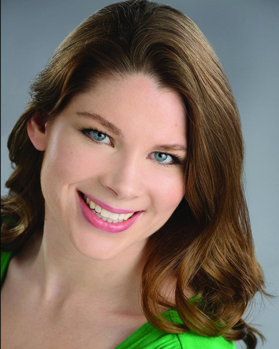 Laura Zahn Apprentice Artist Mezzo Soprano West Chester, PA