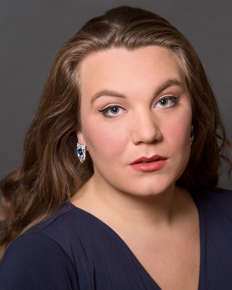 Annie Chester  Mezzo Soprano Cleveland, OH