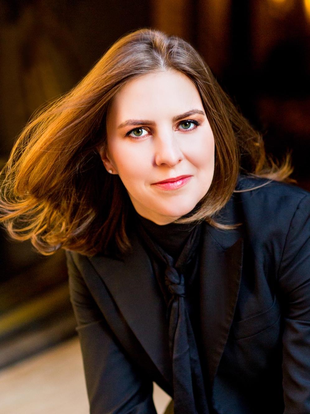 Lidiya Yankovskaya  Conductor