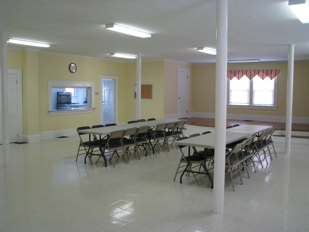 Old Fellowship Hall