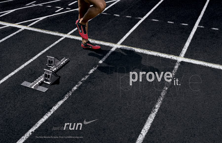 client Nike  photographer Brian Finke  agency Wieden and Kennedy