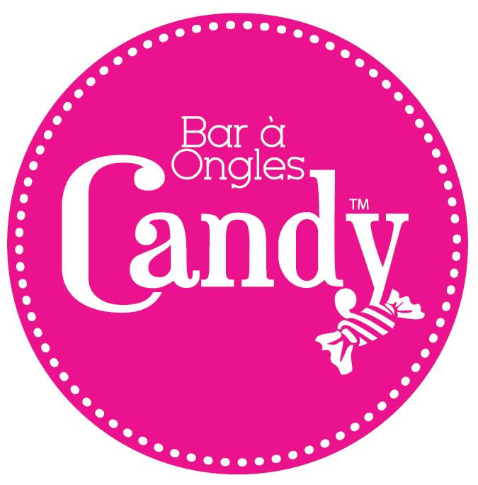 Candy Nail Bar Logo