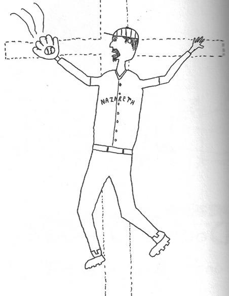 David Berman Illustration From 'The Portable February' http://bit.ly/aquA1h