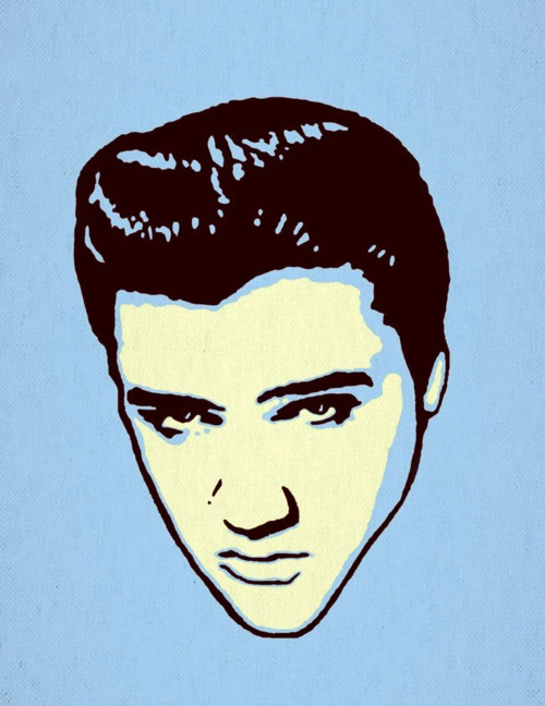 Happy Birthday Elvis Born - January 8, 1935 in Tupelo, MS