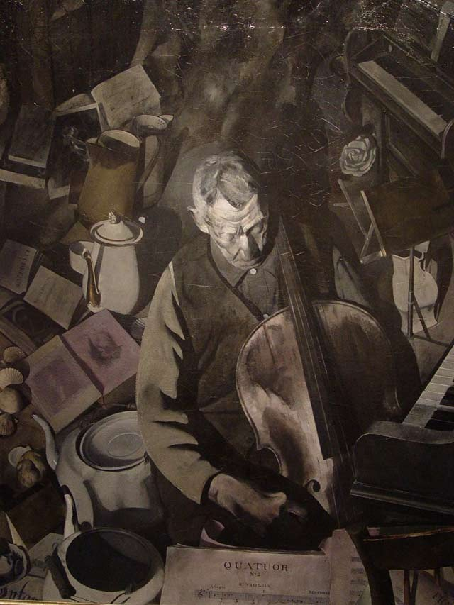 hijaktaffairs: edwin dickinson the cello player, 1924-26