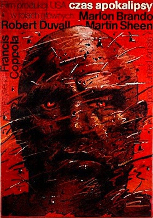 Apocalypse Now Polish film poster found via http://bit.ly/ppbvx8