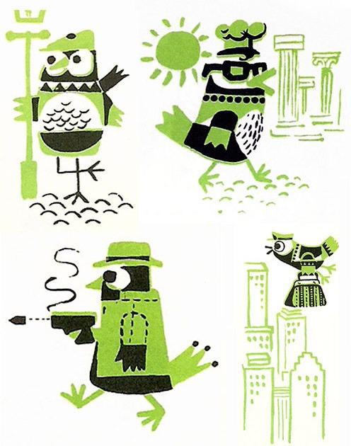 Tidens bokklubb 1959 by Book Cover Lover on Flickr.