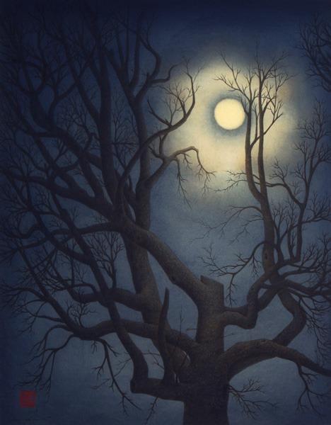 reckon: Li Bai's Moon by Lan-Chiann Wu