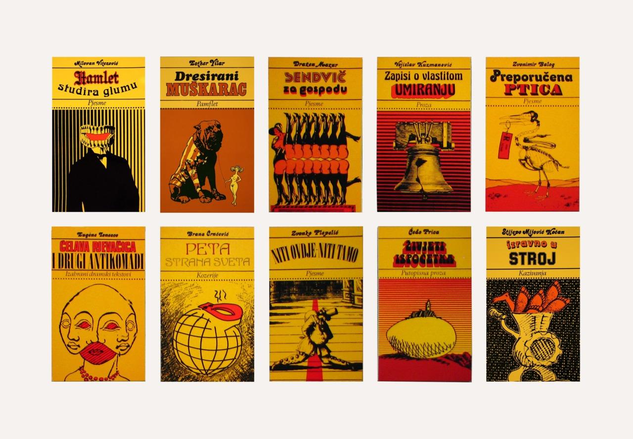 "igoyugo :     ""Žuta biblioteka""  Alfred Pal"