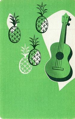 gemmillistan: Hawaiian Playing Card (via BoomerangThang)