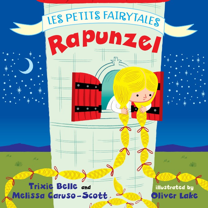 Rapunzel - forthcoming children's book