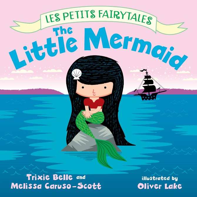 Little Mermaid - forthcoming children's book