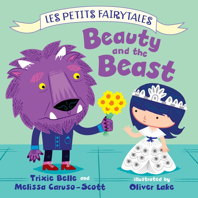 Beauty and the Beast - forthcoming children's book