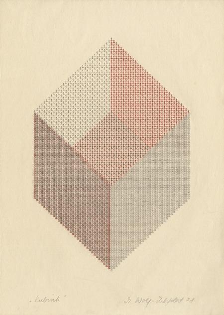 areyoudaft :     Ruth Wolf Rehfeldt   Kubisch  (1978)