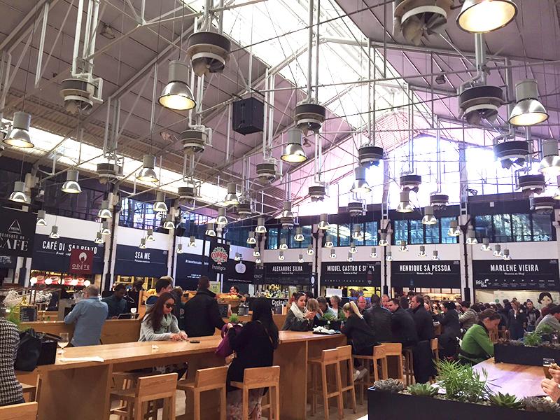 Mercado de Ribeira, Lisboa