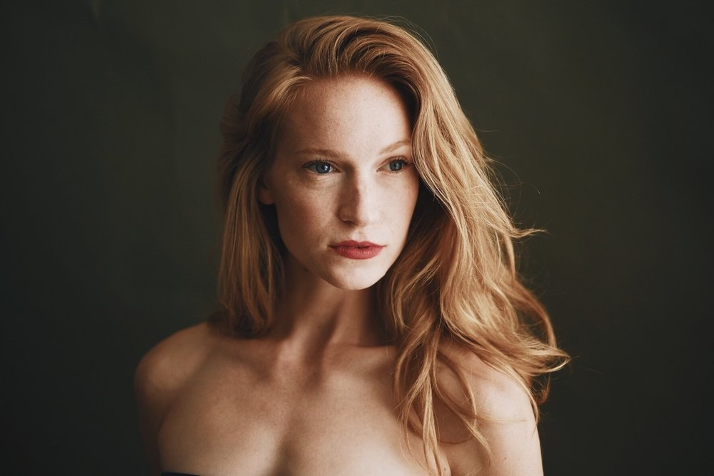 Did a quick lil shoot with Jessica Chastain. Or well, if you live in LA you may know her as the beautiful Bridget Peterson.