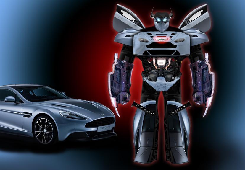 Aston Martin Transformer