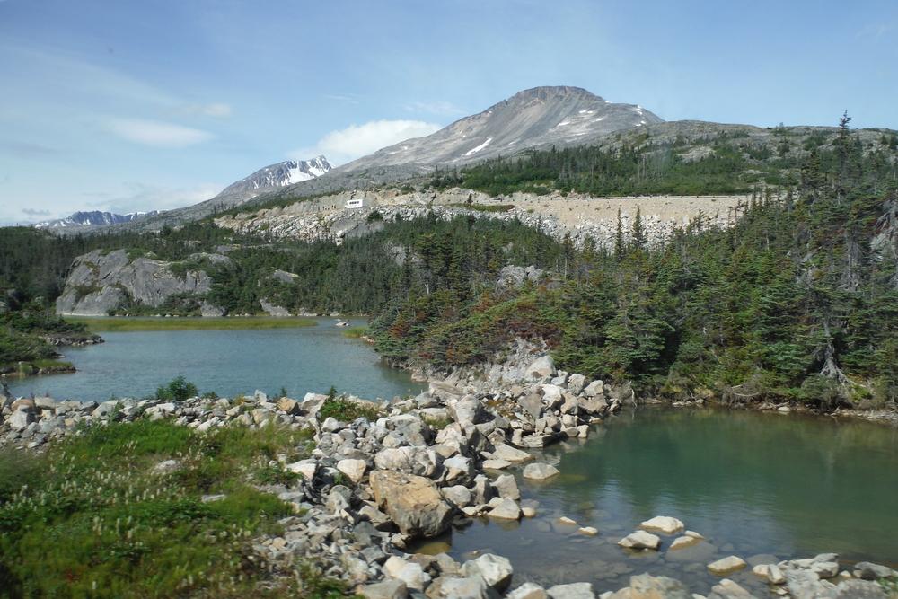 WhitePass & Yukon RR trip to Skagway