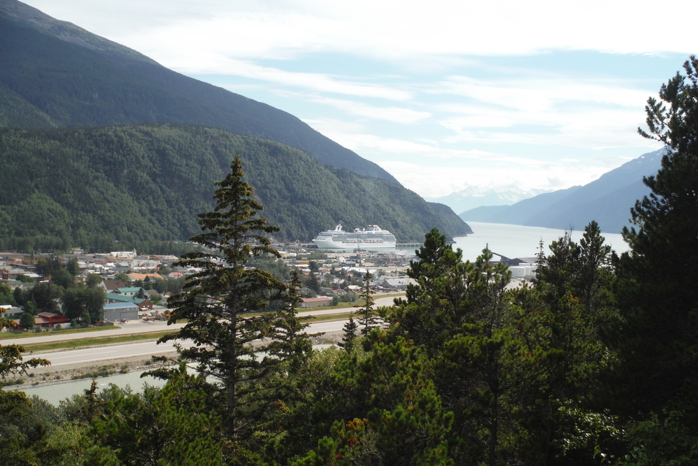 Skagway - Side Trip Tour from Town