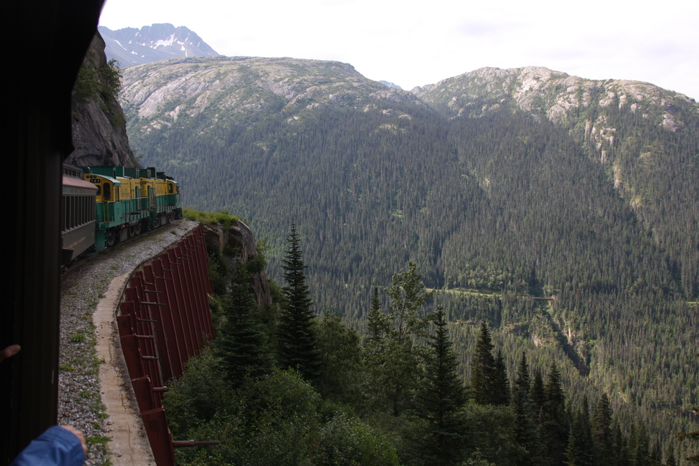 WP & Y  to Skagway